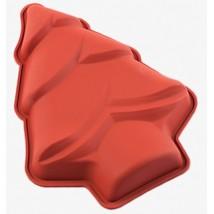 Силиконовая форма для выпечки «Ёлка большая»