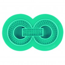 Силиконовая форма для декора «Брошь»