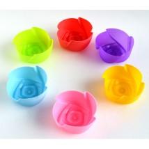 Силиконовая форма для шоколада «Розочка».
